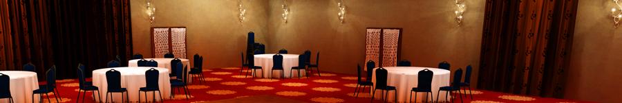Banquet Hall - 3D Environment